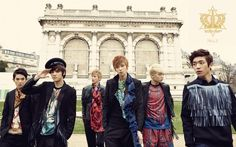 TEEN TOP makes a manly transformation for new 12-track album 'No.1′