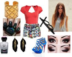 """""""night out"""" by maisierh on Polyvore"""