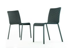 Sillas modelo Persia de Crassevig diseñado por Enrico Franzolini. Mobiliario de diseño para oficinas, contract o hogar. (Espacio Aretha agente exclusivo para España).