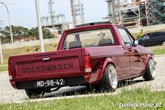 Volkswagen Golf Mk1, Vw Mk1, Volkswagen Models, Vw Rabbit Pickup, Vw Pickup, Vw Caddy Mk1, Taco Ideas, Vw Group, Small Trucks