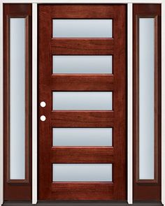 Exterior Door Alternative To French Or Sliding Doors That Open Out On Deck For The Home