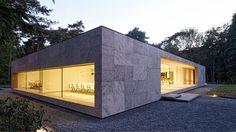 Shift architecture urbanism -  Faculty Club Tilburg University