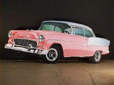 50's Chevy - Cutout (#1010)
