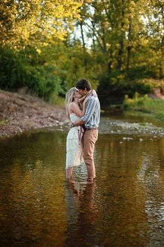 An Early Morning Dream Engagement Session Filled With Ponies, Cool Water & Love   Storyboard Wedding