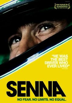 Senna (2010) This fast-paced documentary profiles Ayrton Senna, one of the greatest drivers in the history of Formula One racing, and a hero in his native Brazil. Using only archival footage, director Asif Kapadia examines the idealistic Senna's inspiring legend. Charismatic, compassionate and a dedicated risk-taker, Senna was known for his integrity in a sport often fraught with cutthroat politics, and also for the deep religious faith that gave him purpose.