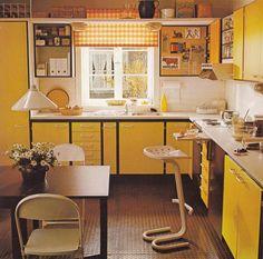 70´s kitchen