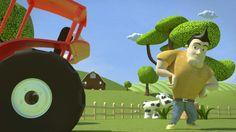 SuperTeso en la Granja. Farmhouse