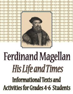 account of the life and explorations of ferdinand magellan Ferdinand magellan's first sea voyage was in 1505 magellan's expedition was the first to sail from atlantic into pacific and was the first to cross the pacific ocean this expedition proved that the world was round and not flat.