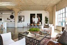 Toy Factory Loft Penthouse – Home Arche Style Pantry, Loft Interiors, Penthouse Apartment, Pent House, House 2, Loft Style, City Living, Modern House Design, Beautiful Homes