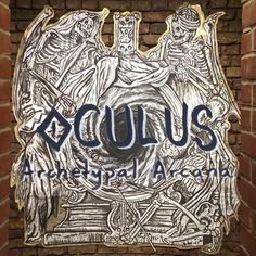 Launching next thursday at  @bsmtspace.. 'OCULUS' by @pyramidoracle showcases a collection of intricate and symbolic works that examine the dimensions of human spirit, and the complex world that it inhabits.  In a world where everything is recycled... nothing is new under the sun.  With all things constantly being repurposed there is no originality. Only that which is authentic.  By exploring the metaphysical, it seeks to capture the often imperceptible geometric systems that permeate…