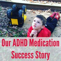 Our ADHD medication success story