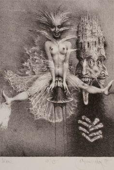 Albin Brunovsky, un artista diferente.