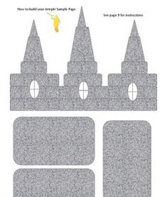 Build a Temple Lesson-- really AWESOME fhe with quiz game to go along (questions for young kids and older) about temples. NOT a free printable, though Primary Activities, Activities For Girls, Church Activities, Fhe Lessons, Object Lessons, Activity Day Girls, Activity Days, Kids Church, Church Ideas