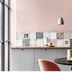 Encaustic Tiles & Wood, Bathrooms & Kitchens - Bert & May