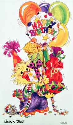 Happy Birthday Blessings for you sweet Cynthia! Have a wonderful day! Happy Birthday Wishes Cards, Birthday Wishes And Images, Best Birthday Wishes, Happy Birthday Pictures, Birthday Blessings, Birthday Wishes Quotes, Wishes Images, Birthday Clips, Zoo Birthday