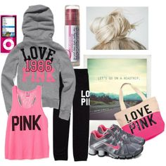 "This is me all day long ..lol  ""Roadtrip!"" by qtpiekelso on Polyvore"