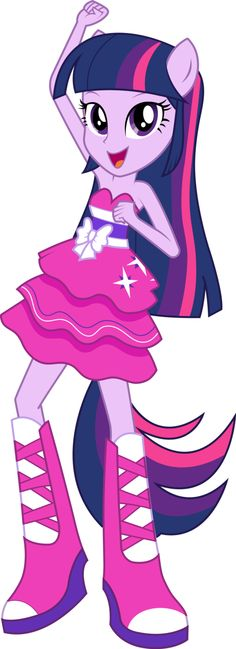 My Little Pony Friendship Is Magic Equestria Girls Twilight Sparkle