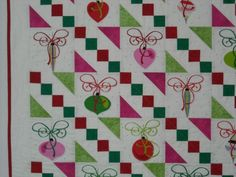 Name:  Jenny's Christmas quilt 2.JPG Views: 851 Size:  125.4 KB