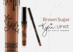 Brown Sugar - Matte Liquid Lipstick