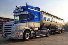 Scania T500 V8.