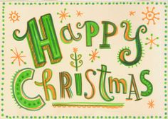https://flic.kr/p/8YQiRo | Happy Christmas | 1 of 100 hand lettered client christmas cards  These are copyrighted images and not free printables.