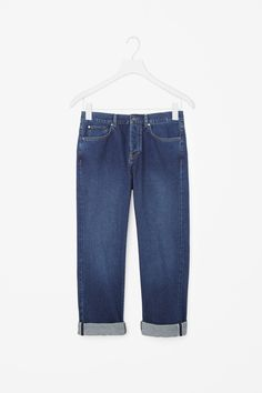 COS | Relaxed selvedge denim jeans