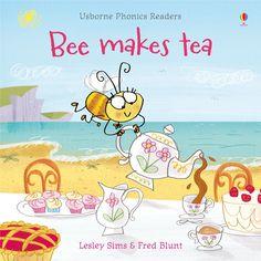 Bee makes tea