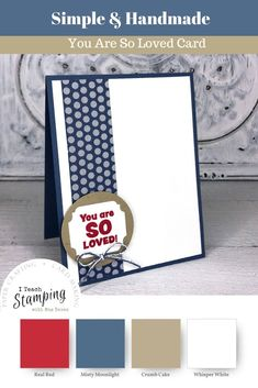 Looking to make some simple but SUPER cute cards? These quick and easy cards can be changed up with any of your papercrafting supplies and feature a greeting that is perfect for your all occasion cards. Easy Cards, Cute Cards, Masculine Birthday Cards, Embossing Folder, Free Paper, Greeting Cards Handmade, Extra Money, Stampin Up, Card Making