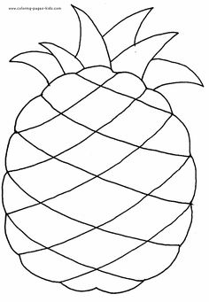 fruit of the spirit crafts for kids | printable Fruits coloring pages and sheets can be found in the Fruits ...