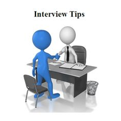 Job Interview Tips    •  Relax and Think of the interview as a conversation.  •  Be enthusiastic, confident and honest.  •  Listen to the questions carefully and present clear, concise, and thoughtful answers.  •  Convey interest in the organization and knowledge of the position.  •   Ask relevant questions about the job or department.  •   End the interview with a firm handshake and thank the interview panel for their time and consideration.