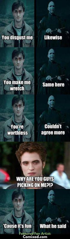 11 Hilarious Harry Potter Fanfiction Memes Only a True Fan Will Love - Fanfic Recs