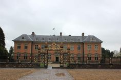 Tredegar House, near Newport in Wales. Morgan ancestry.  Must pay my relatives a visit!