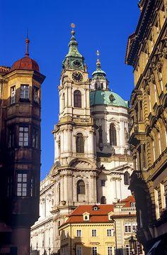 St. Nicholas Church, Prague |