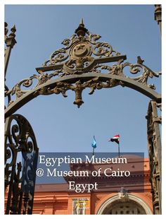 A quick trip to & tips for Egyptian Museum @ Museum of Cairo in Cairo, Egypt for the treasures of King Tutankhamun and also other real mummies.