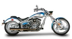 Orange County Choppers - #OCC - Zero Gravity Bike