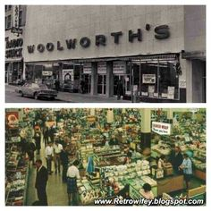 July 17 1997 The F. W. Woolworth Company closes after 117 years in business.