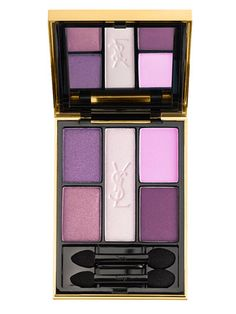 Perfect for a violet smoky eye or subdued swipe of lilac. #dating