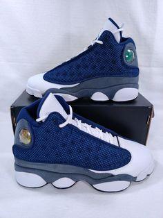 Nike Jordan 13 Retro Flint 2020 (GS) (884129-404) - 4Y