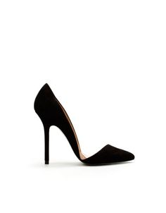 Zara Asymmetric Court Shoe