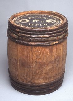 """""""DUPONT"""" was often the term used by trappers for gunpowder since it was the DuPont Co. that supplied most of the gun powder in the American trade. Museum of the Fur Trade"""