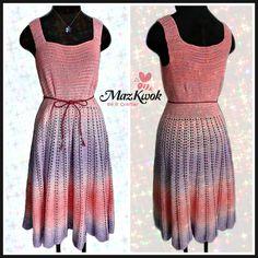crochet enchanted sun dress, crochet sundress, crochet sundress free pattern, crochet flared bottom dress, crochet midi dress