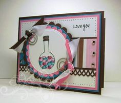 more chemistry & scrapbooking