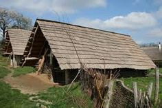 Výsledek obrázku pro archeoskanzen Cabin, House Styles, Home Decor, Homemade Home Decor, Interior Design, Cottage, Home Interiors, Wooden Houses, Decoration Home
