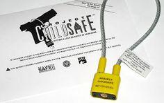 NSSF, Project ChildSafe Elevate Call for Responsible Gun Storage During National Safety Month Us Department Of Justice, National Safety, Safety Kit, Gun Storage, Installation Instructions, Child Safety, No Response, Guns, Children