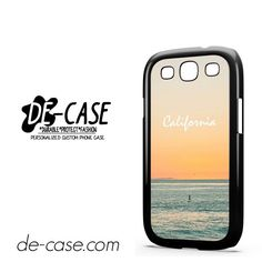 Caifornia Beach DEAL-2216 Samsung Phonecase Cover For Samsung Galaxy S3 / S3 Mini