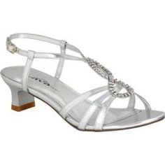 Women's Lava Shoes Betty Silver Polyurethane | Overstock.com Shopping - Great Deals on Lava Shoes Heels