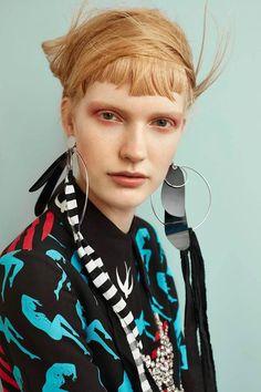 Trends (Vogue Ukraine).  January 2016.   Agata Pospieszynska - Photographer.   Ina Lekiewicz - Fashion Editor/Stylist.   Mirka Hajdova - Hair Stylist.   Natsumi Narita - Makeup Artist.   Megan McCluskie - Casting Director.   Anniek Kortleve - Model.