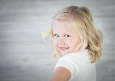 3 year old girl portrait Photo By The Photo Dad