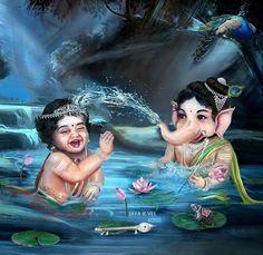 Lord Murugan, Durga, Ganesha, Shiva, Disney Characters, Fictional Characters, God, Disney Princess, Children