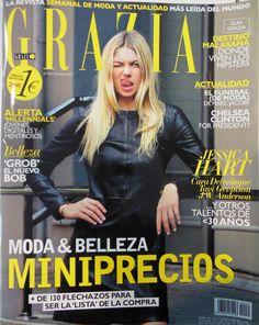 Revista Grazia del 9 de octubre de 2013
